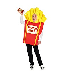 Toddler's Boys Side of Fries Costume