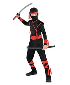 Toddler Boys Shadow Ninja Costume
