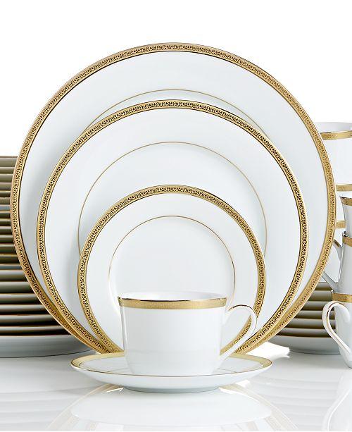 Astonishing Charter Club Grand Buffet Gold 40 Pc Service For 8 Created Interior Design Ideas Jittwwsoteloinfo