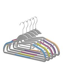 Light-Weight Plastic Hangers, 30 Pack