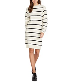 So Far So Good Striped Sweater Dress