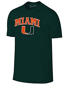 Men's Miami Hurricanes Midsize T-Shirt