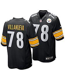 Big Boys Alejandro Villanueva Pittsburgh Steelers Game Jersey