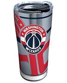Washington Wizards 20oz  Paint Stainless Steel Tumbler