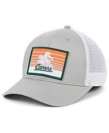 Miami Hurricanes Horizon Trucker Cap