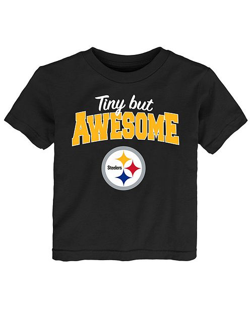 Outerstuff Toddlers Pittsburgh Steelers Still Awesome T-Shirt