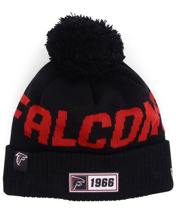 New Era Atlanta Falcons Road Sport Knit Hat