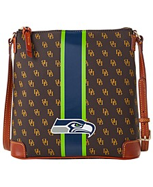Seattle Seahawks Stadium Signature Zip Crossbody