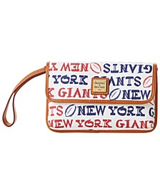 New York Giants Doodle Milly Wristlet