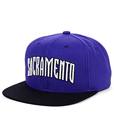 Sacramento Kings Team 2 Tone Snapback Cap