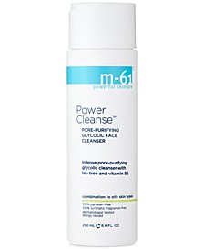 Power Cleanse - Pore Purifying Glycolic Cleanser, 8.4 oz