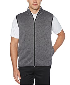 Men's Fleece Golf Vest