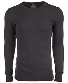 Men's Big & Tall Long-Sleeve Thermal Shirt, Created For Macy's