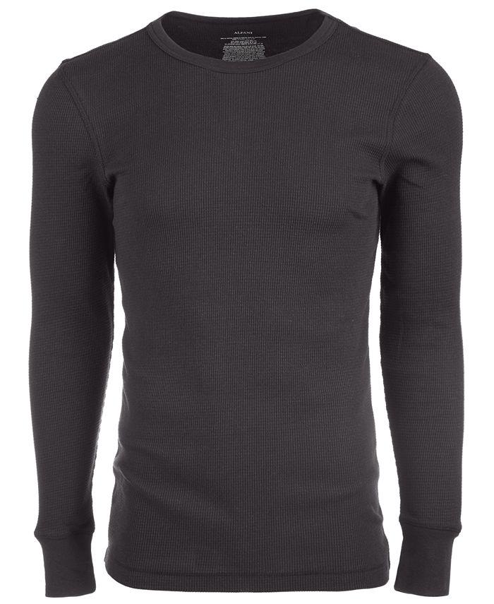 Alfani - Men's Thermal Shirt