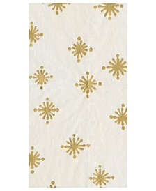 Starry Ivory Paper Guest Towel