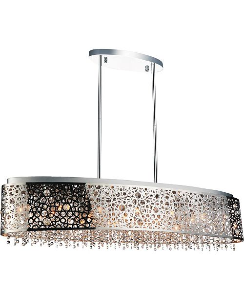 CWI Lighting Bubbles 16 Light Chandelier