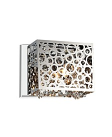 CLOSEOUT! Bubbles 1 Light Wall Sconce