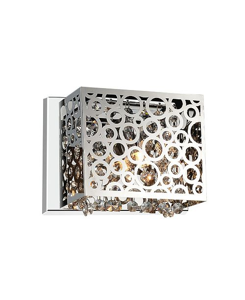 CWI Lighting CLOSEOUT! Bubbles 1 Light Wall Sconce