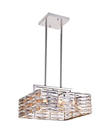 CLOSEOUT! Squill 8 Light Chandelier