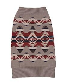 Mountain Majesty Dog Sweater, X-Large