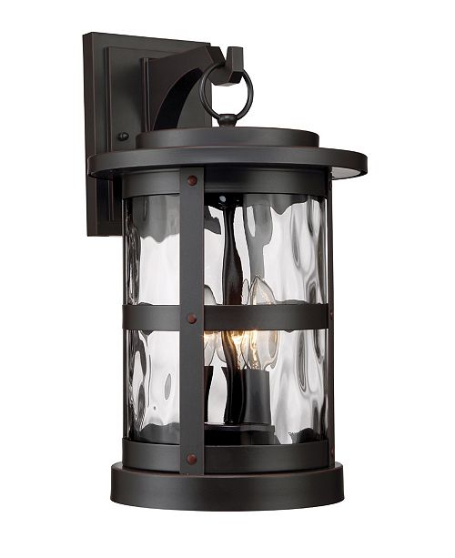 Designer's Fountain Designers Fountain Terrace 3 Light Outdoor Wall Mount
