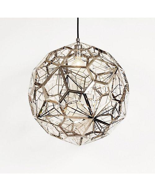 Stilnovo Web Etch Globe Light