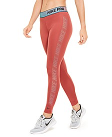 Women's Pro Warm Logo Leggings