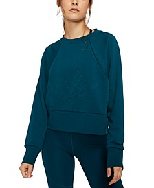 Women's Dri-FIT Fleece Cropped Training Top
