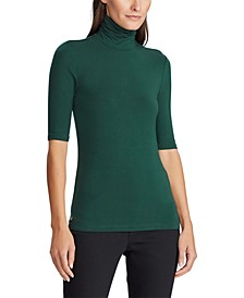 Slim-Fit Turtleneck