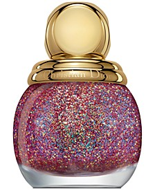 Diorific Vernis Happy 2020 Limited Edition Colorful Glitter Top Coat