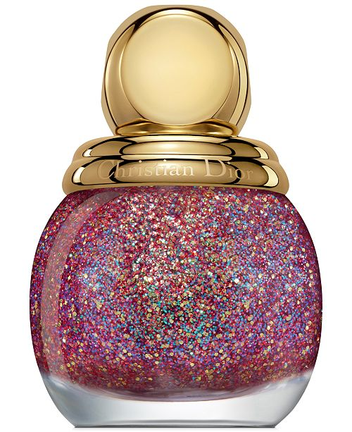 Dior Diorific Vernis Happy 2020 Limited Edition Colorful Glitter Top Coat