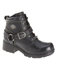 Harley-Davidson Women's Tegan Casual Boot