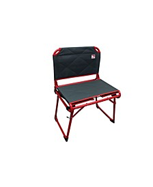Deluxe Fold and Go Convertible Padded Director Stadium Seat