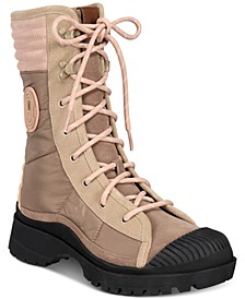 Women's Sidney Lace-Up Booties