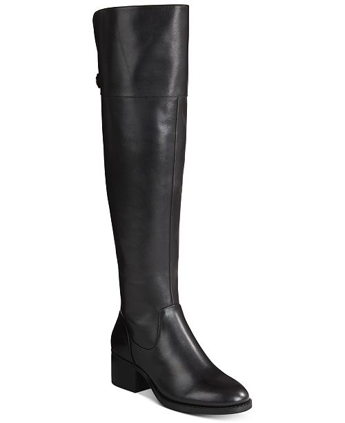 INC International Concepts INC Women's Karmenn Riding Boots, Created For Macy's