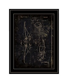 Trendy Decor 4U Airplane Patent II by Cloverfield Co, Ready to hang Framed Print Collection