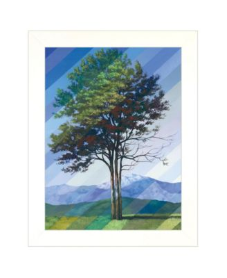 """Catching Light as Time Passes by Tim Gagnon, Ready to hang Framed print, White Frame, 15"""" x 19"""""""