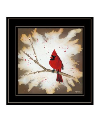 """Weathered Friends by Britt Hallowell, Ready to hang Framed Print, Black Frame, 15"""" x 15"""""""