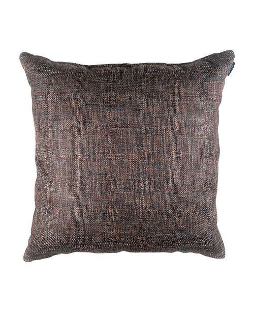 "Mar de Doce Home Decor Twilight Decorative Pillow 23"" X 23"""