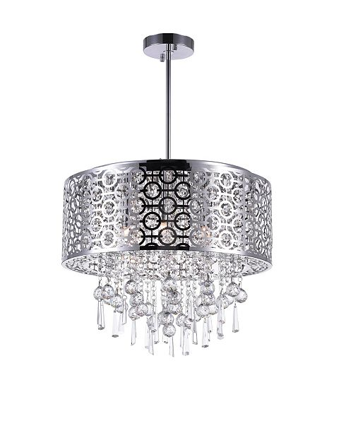 CWI Lighting Galant 6 Light Chandelier