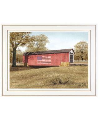 "Sassafras Ridge by Billy Jacobs, Ready to hang Framed print, White Frame, 21"" x 15"""