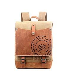 Super Horse Canvas Backpack