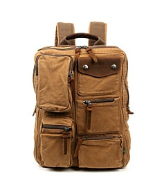 Ridge Valley Canvas Backpack