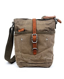 Forest Canvas Crossbody Bag