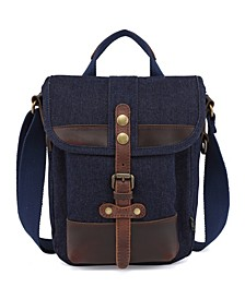 Valley Trail Canvas Messenger Bag