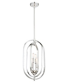 Designers Fountain Kenzo 4 Light Pendant