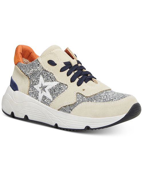 STEVEN by Steve Madden Price Lace-Up Trainer Sneakers