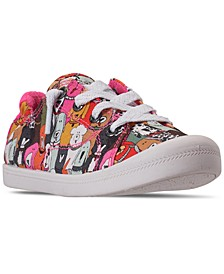 Little Girls Lil' BOBS Beach Bingo Dog Park Casual Sneakers from Finish Line