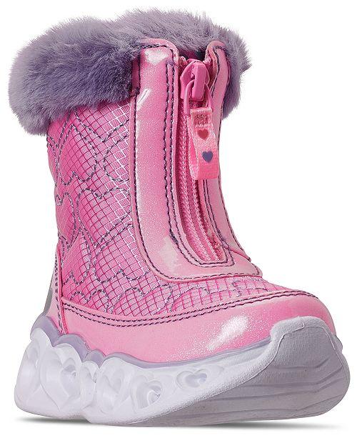Sociedad Rebaja colina  مورفين دمج يقلى skechers winter boots kids - psidiagnosticins.com