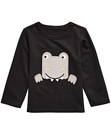 Baby Boys Dino-Print T-Shirt, Created For Macy's
